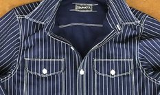 Wabash shirt cover