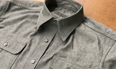 tailored shirt cover